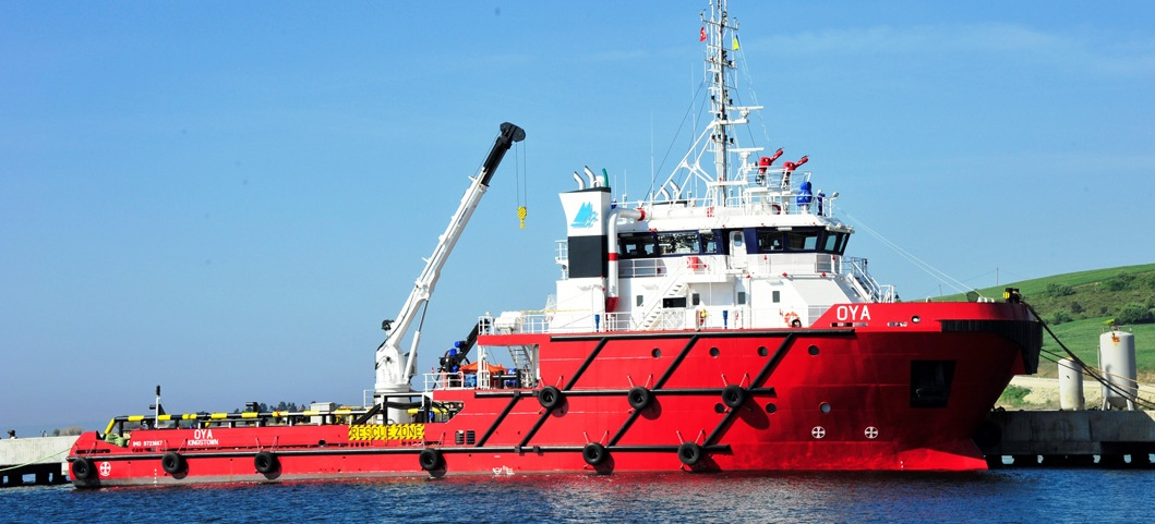 50 Meter Length Supply Vessel