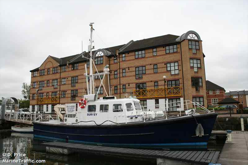 15 Meter Length Survey  Vessel
