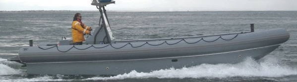 9.75 m Length SEA FORCE 900 Rigid Inflatable Boat