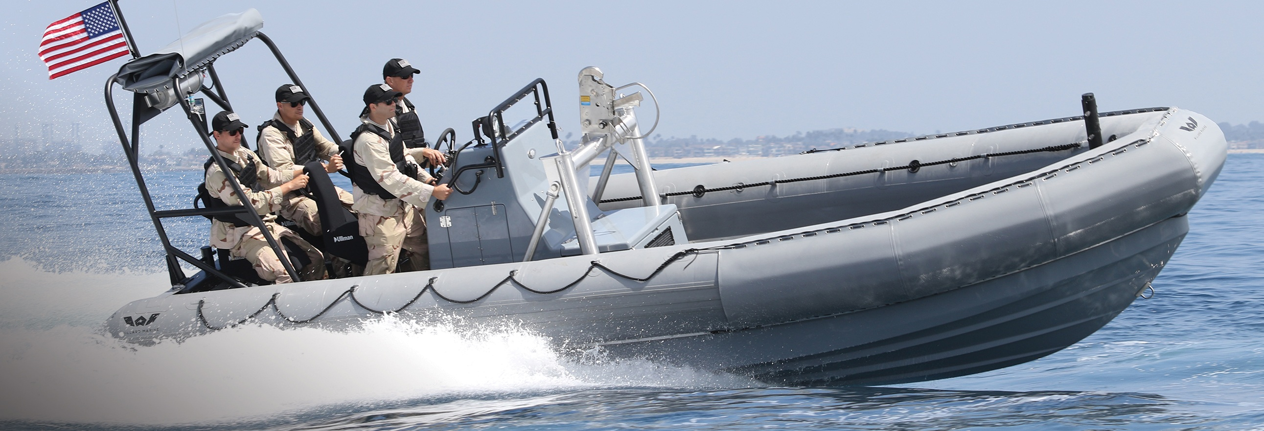 78 Meter Length Inflatable Boat