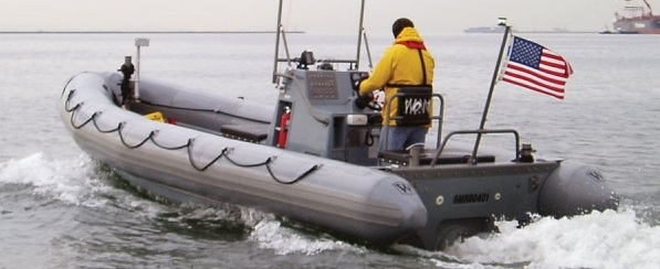 7 Meter Length Inflatable Boat