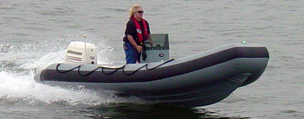 5 Meter Length Inflatable Boat
