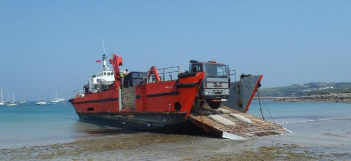 27 Meter Length  Landing Craft