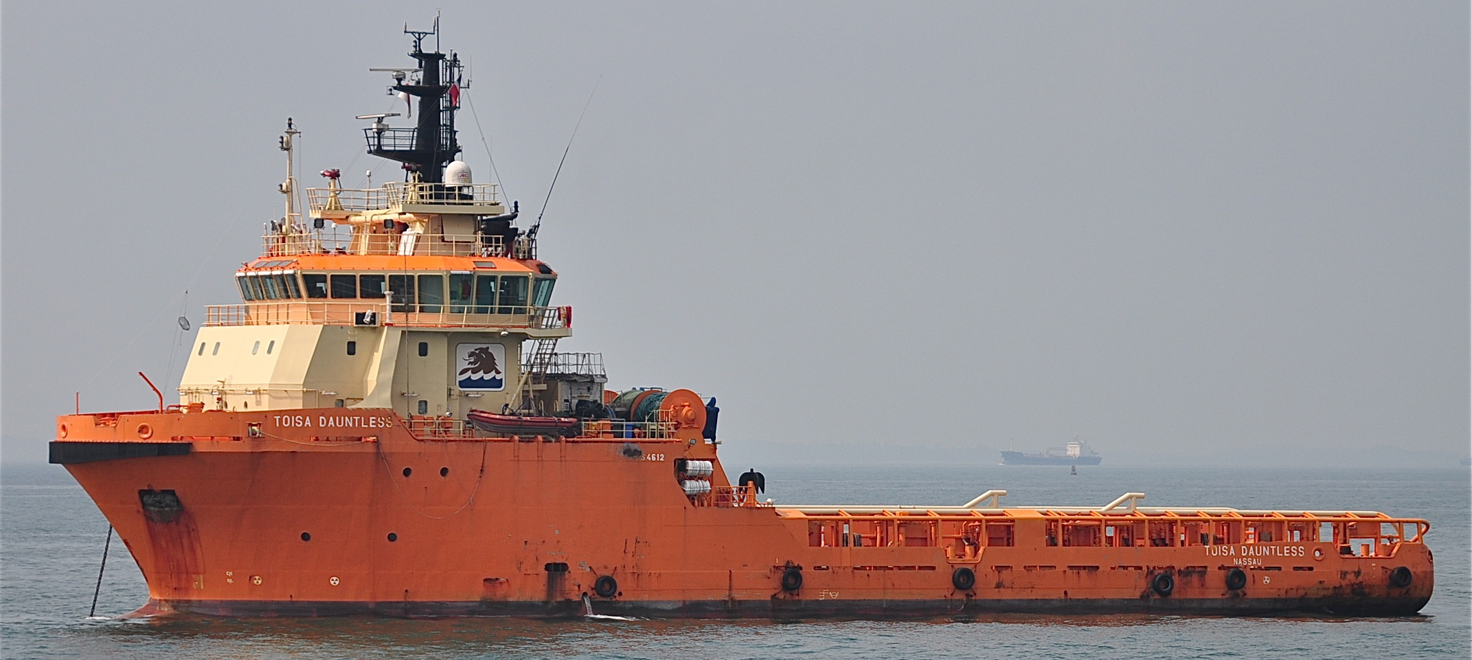 69 Meter Length  Anchor Handling Tug Supply Vessel