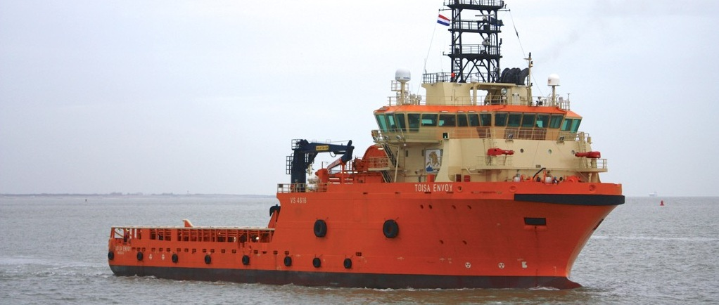 83 Meter Length Anchor Handling Tug Supply Vessel