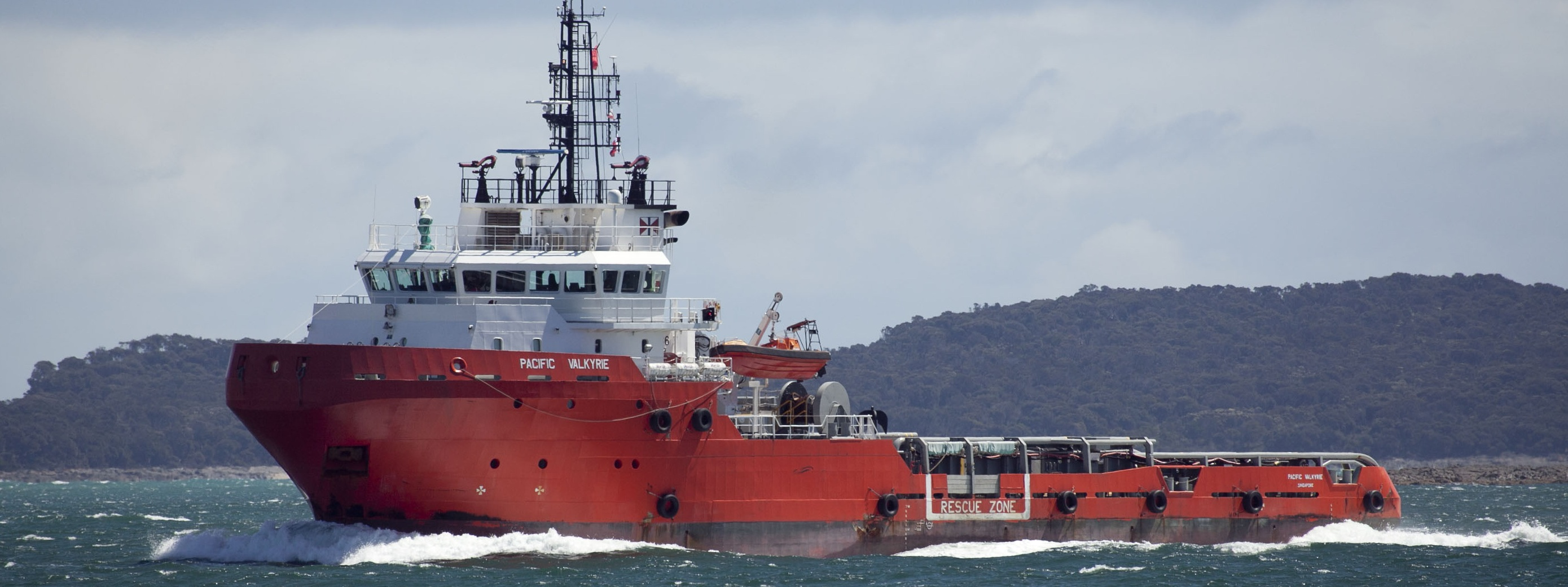 66.0 metres Length  Anchor Handling Tug Supply Vessels