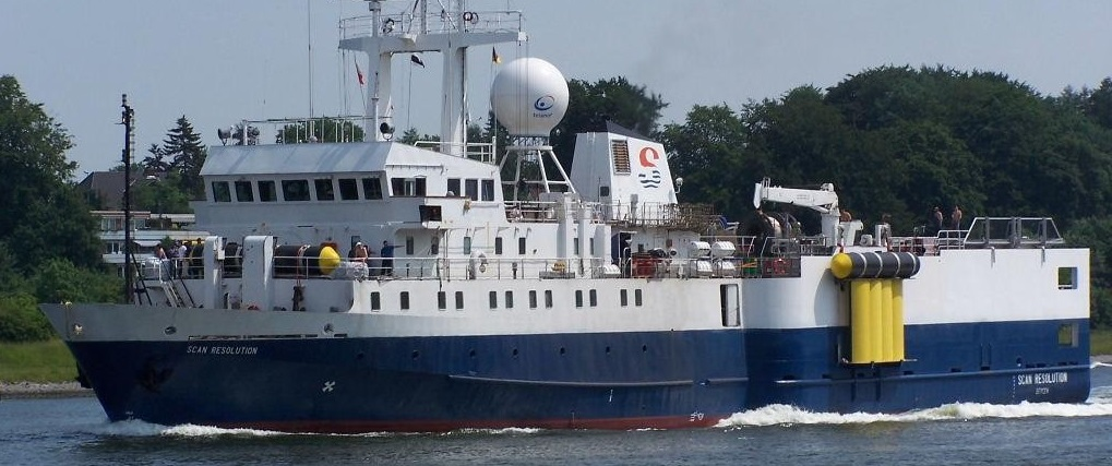 72 Meter Length Survey Vessel