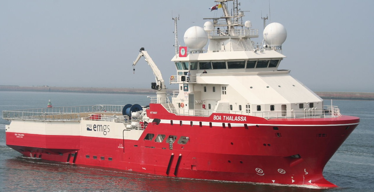 80 Meter  Length  Survey Vessel