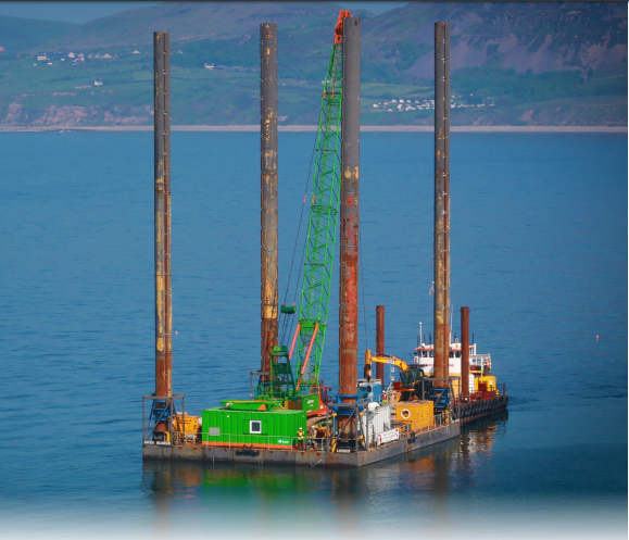 24 Meter Length  Barge Vessel