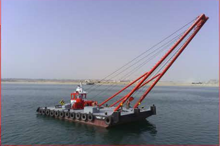 15  Meter Length  Multi Cats Vessel