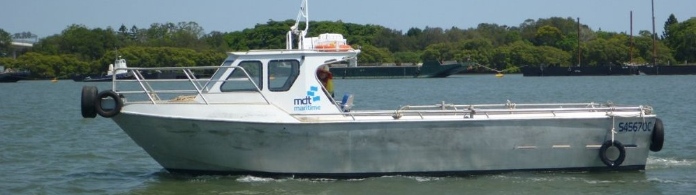 10 Meter Length Survey Boat