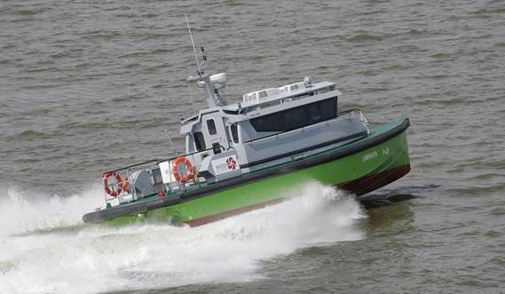 FAST PILOT BOAT / CREW SUPPLIER 1204 – 25KNOTS – 12PAX
