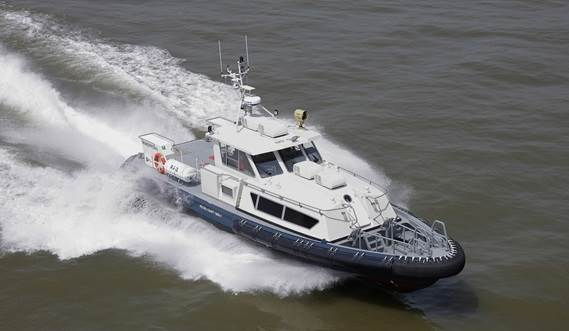 FAST PILOT BOAT / CREW SUPPLIER 1605 – 30KNOTS – 29PAX